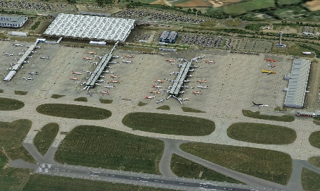 Download Scenery UK2000 London Stansted Airport (EGSS) #FSX