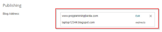 How to add custom domain to BlogSpot 2020