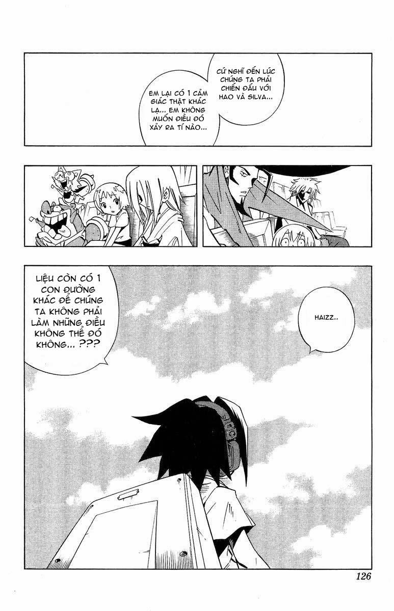 Shaman King [Vua pháp thuật] chap 222 trang 1