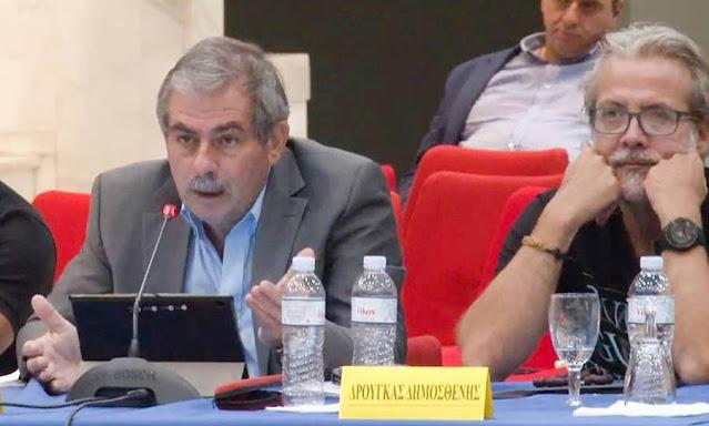 Πετράκος - Δρούγκας: Το χρέος μας απέναντι στην επανεμφάνιση των φασιστικών ομάδων