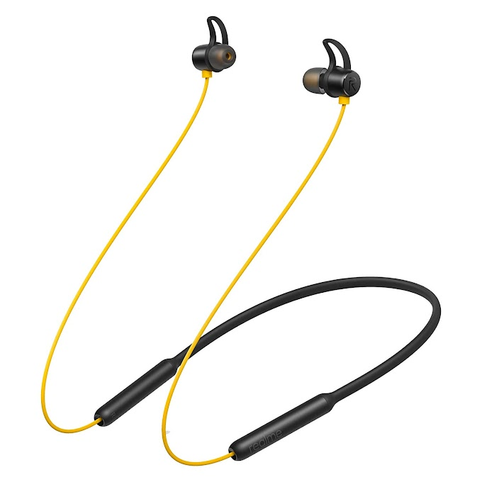 realme Buds Wireless in-Ear Bluetooth