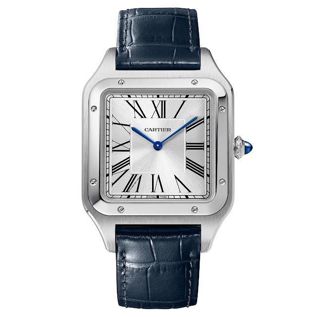Cartier Santos-Dumont XL Hand-Wound WSSA0032