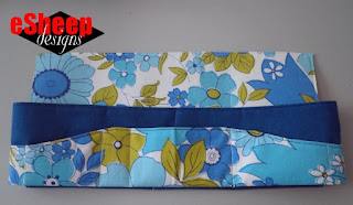 Wrap Around Tote Bag Organizer by eSheep Designs