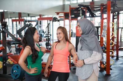 Hindari 7 Hal ini Ketika Pergi Ke Tempat Gym