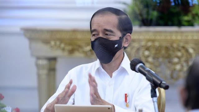 Jokowi: Hati-hati Kasus Aktif Corona Meningkat, Semuanya Memburuk