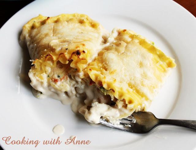 Veggie Lasagna Rolls