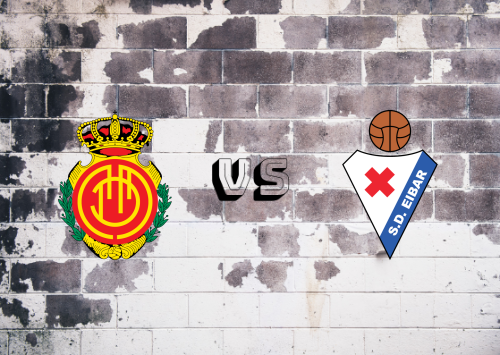 Mallorca vs Eibar  Resumen