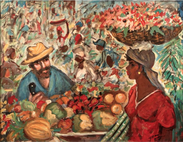 En el mercado, 1974