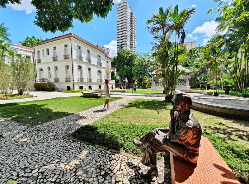 Parque da Residência Belém