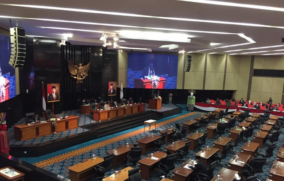 Sebelum Akhirnya WO, PSI Tuding Rapat Paripurna Bareng Anies Baswedan dan Prasetyo Hanyalah Sebuah Settingan