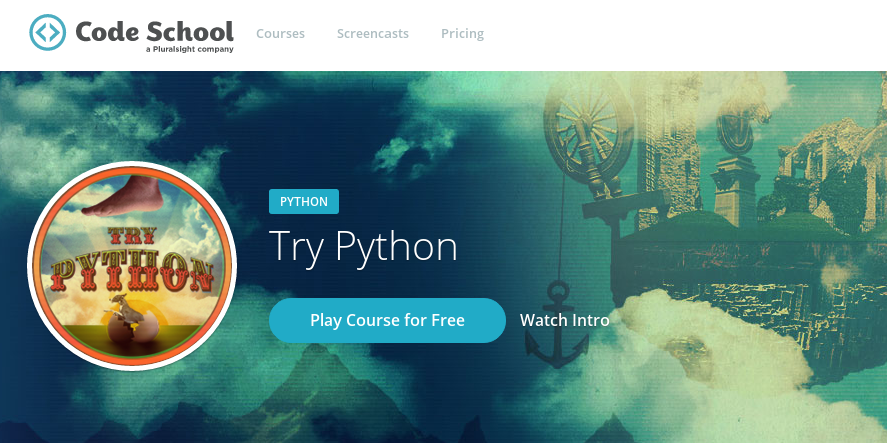 Free Python course from CodeSchool  | 4Geeks
