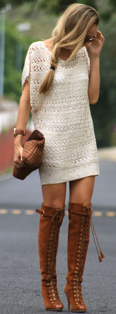 Cute Summer Outfits Ideas #summeroutfits