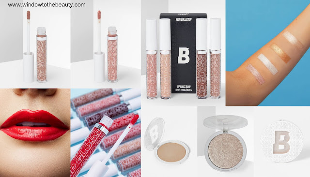 Beauty Bay Lip Gloss and Highlighter launch