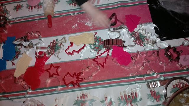 lasten piparileivonta joulu