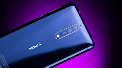 Smartphone Nokia aggiornati Nougat 7.1.2
