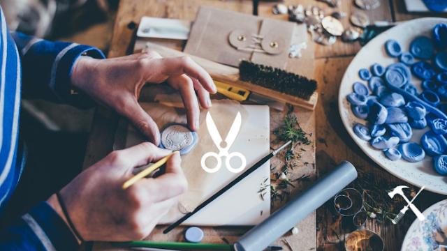 أفضل 6 مواقع لأفكار الأعمال اليدوية والتكنولوجية للمنزل والمشروعات الصغيرة