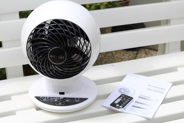 ventilateur moderne