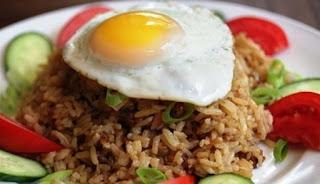 Resep Masak Nasi Goreng Kecap Manis Telor Ceplok