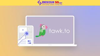 Tiện ích live chat chuyên nghiệp cho website (tawk to)