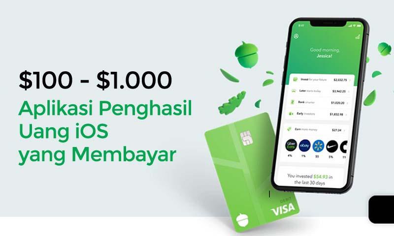 aplikasi penghasil uang ios