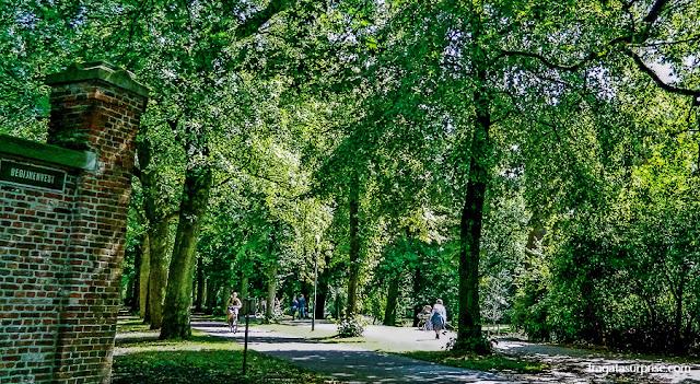 Parque Hendrik Pickery, Bruges, Bélgica