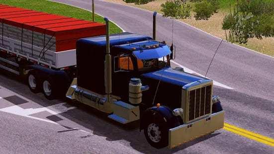تحميل لعبة World Truck Driving Simulator مهكرة للاندرويد آخر اصدار