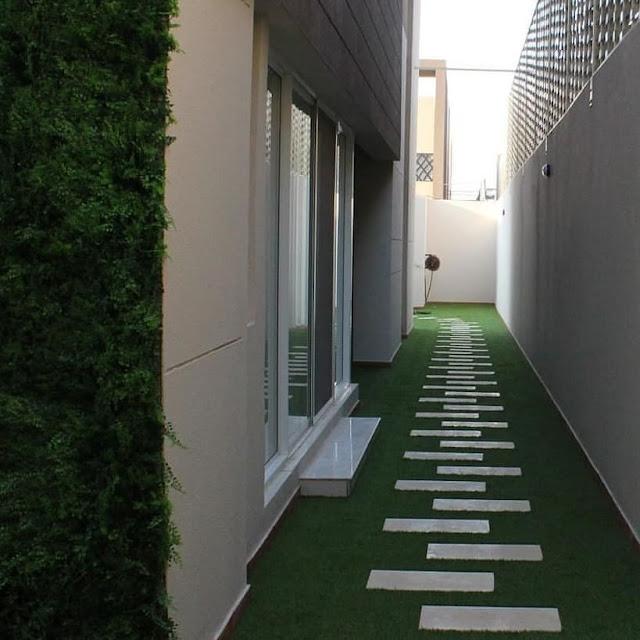 ننسق الحديقة في جدة ونركب العشب الصناعي بجدة والشلالات والنوافر في جدة