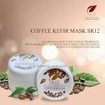 Jual Coffe Kefir Mask SR12 Herbal Kemasan Baru Beserta Manfaatnya
