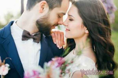 puisi undangan pernikahan kristen