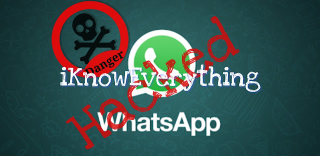 Whatsapp Hacked via Images & Videos. Phone Under Control : Solution ?