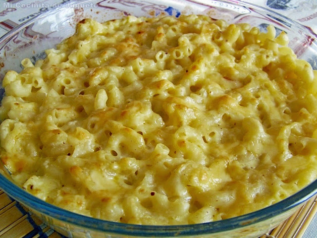 Mac 'n' Cheese (Macarrones con Queso)