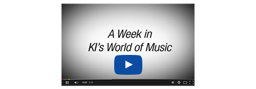 A Week in KIconerts' World of Music video