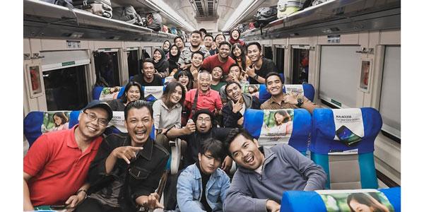 Kereta Karawang Jakarta