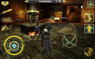 Ninja Samurai Assassin Hero IV Medieval Thief Apk