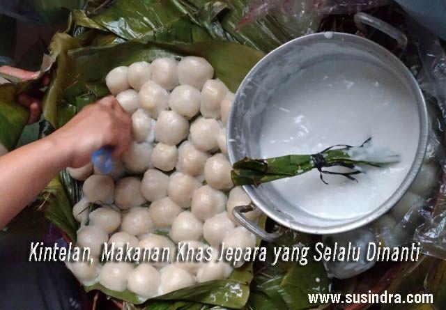Kintelan sebagai makanan khas Jepara