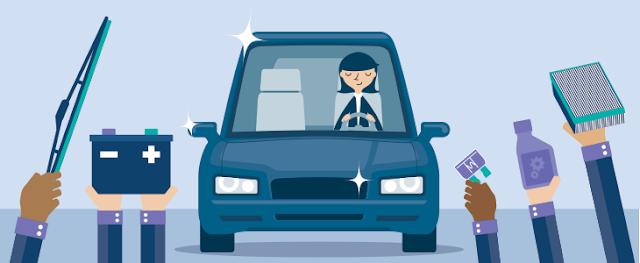 Consejos cuidar coche servicios refacciones