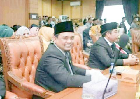 M. Saleh Tito Siap Perjuangkan Kepentingan Masyarakat