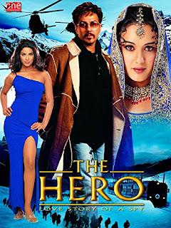 The Hero: Love Story of a Spy 2003
