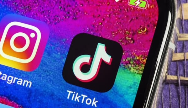 Tik Tok begins a tradition of Instagram testing a fresh profile page design