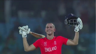 Alex Hales 116* vs Sri Lanka Highlights