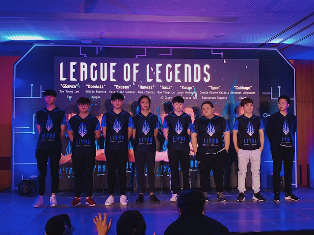 Team Liyab Represent the Philippines in Legends Sea Tour