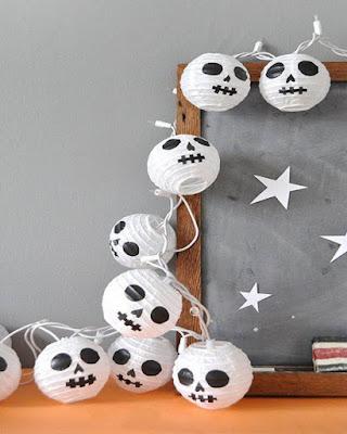 Decoracion halloween para el hogar