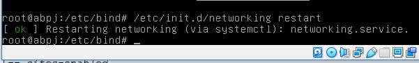 Restart Network