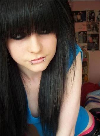 emo scene hairstylesemo scene haircuts girls emo makeup