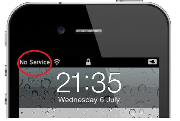 Cara Mudah,Cara Memperbaiki Tidak Ada Layanan Pada iPhone -  12