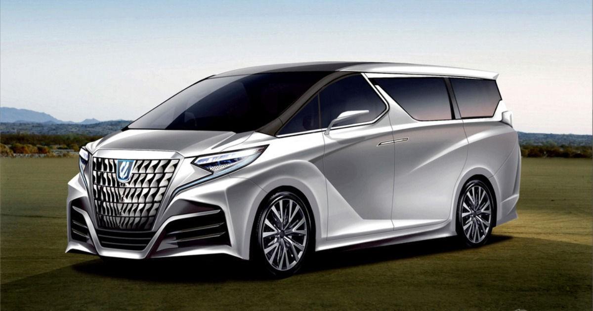Lexus Minivan Ms Blog