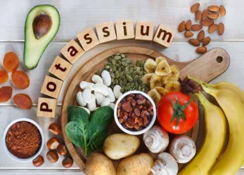 فوائد البوتاسيوم