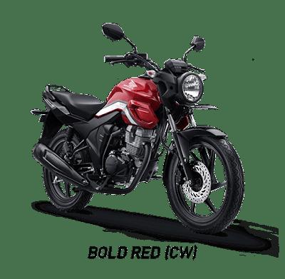 Honda Verza CW Winning Red 2020 Sejahtera Mulia Cirebon