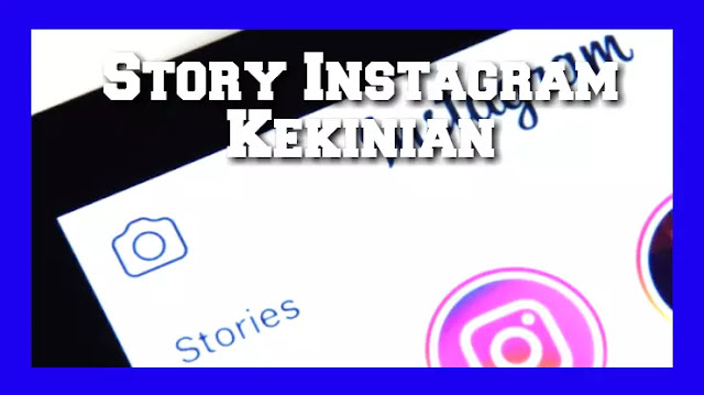 Tips Membuat Story Instagram Kekinian