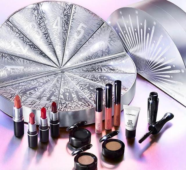MAC Cosmetics Boom Boom Wow Mini Advent Calendar
